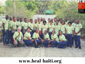 Healhaiti volunteraoba